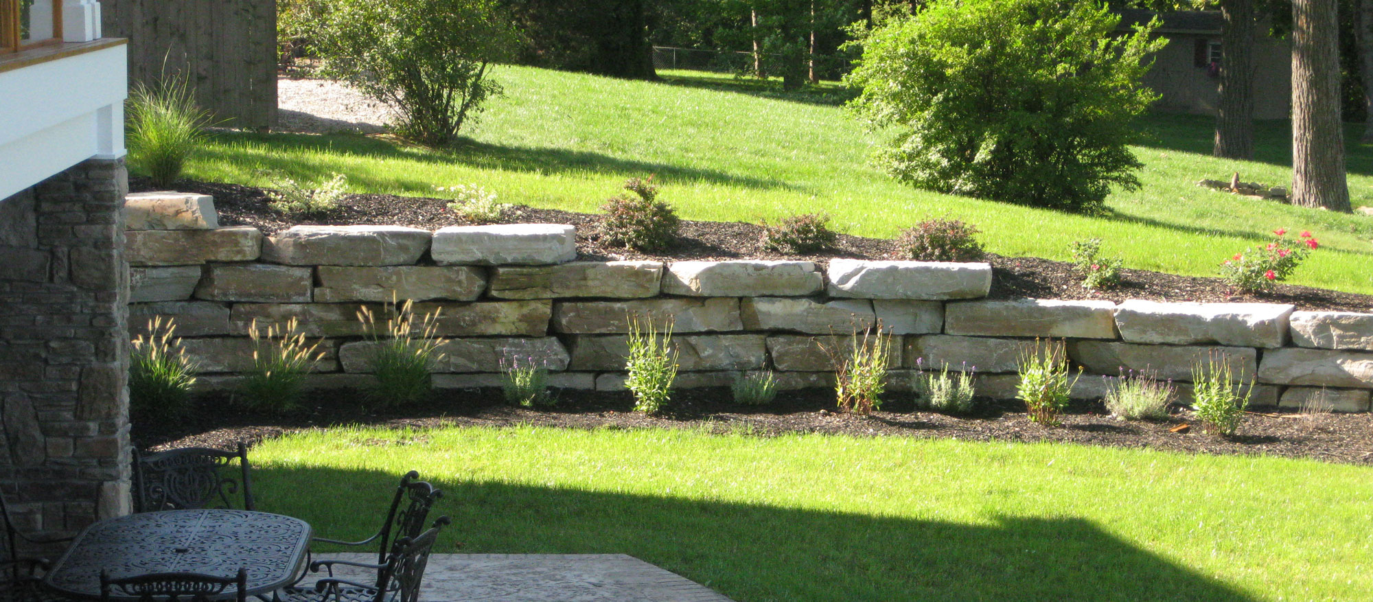 28 hills landscaping supplies rouse hill landscape for Landscaping rocks ann arbor