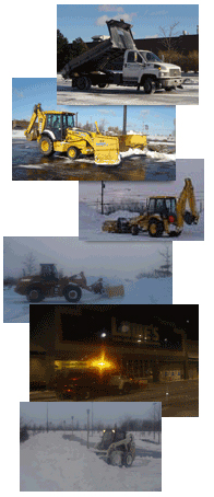 snow removal services flint mi