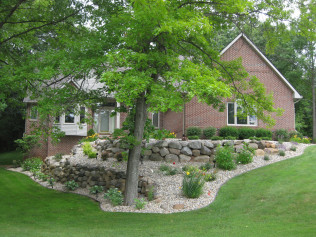 residential irrigation flint mi
